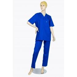 Σετ χειρουργείου μπλε ελεκτρίκ
