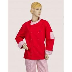 Κόκκινη μπλούζα ΣΕΦ Unisex