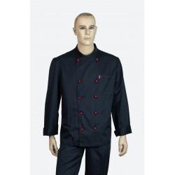 Μαύρη μπλούζα ΣΕΦ Unisex
