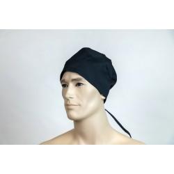 Καπέλο χειρουργείου μαύρο