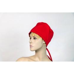 Καπέλο χειρουργείου κόκκινο